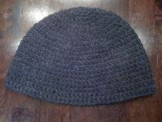 WIDNEY WOMAN: Finished for Friday - Husband Hat  -  http://widneywoman.blogspot.com/2009/02/finished-for-friday-husband-hat.html#