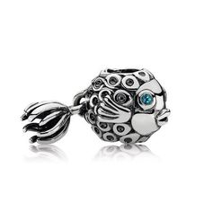 Splish-Splash, Deep Blue Topaz | PANDORA Jewelry US