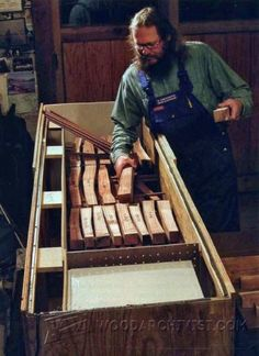 Dry Small Parts in Your Oven - Woodwork, Woodworking, Woodworking Plans, Woodworking Projects