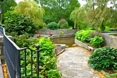 Enter The Garden Photograph by Charlie and Norma Brock - Enter The Garden Fine Art Prints and Posters for Sale