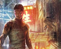 Sleeping Dogs Definitive Edition - Who let those dogs out?