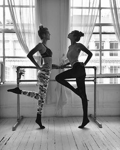 9 Ballet-Inspired Workouts for a Dancer's Body