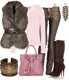 Outfits de Moda ...Me Tomo Cinco Minutos: Casual Chic