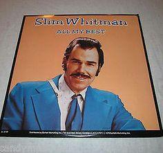 SLIM WHITMAN- ALL MY BEST- USED VINYL LP  http://www.ebay.com/itm/SLIM-WHITMAN-ALL-MY-BEST-USED-VINYL-LP-RECORD-1979-LIBERTY-UNITED-SL-8128-/201786615610 #slimwhitman #indianlovecall #marsattacks #recordcollector #musicismagic #vinyllover #vinylmornings #vinyljunkie #vinylcommunity #33lp #sleeves #turntable