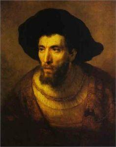 The Philosopher  - Rembrandt