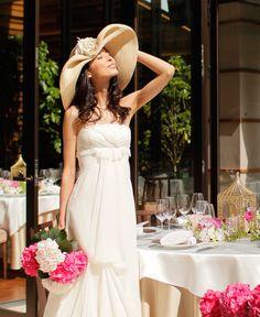 Oriental Hotel, White Dress, Wedding, Dresses, Fashion, Valentines Day Weddings, Vestidos, Moda, La Mode