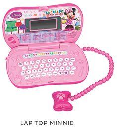 Laptop juguete. Minnie. #Laptop #Juguete #Girls #Minnie #Niña #Sears Little Girl Toys, Baby Girl Toys, Toys For Girls, Little Girls, Toddler Toys, Kids Toys, Disney Toys, Disney Princess Toys, Minnie Mouse Toys