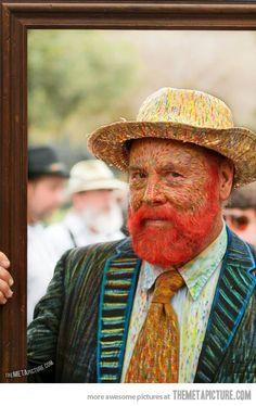 Brilliant Van Gogh Costume…