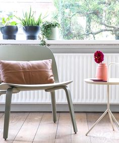 Via Emma b | Sproet in Huis | Muuto Visu Lounge Chair | HAY