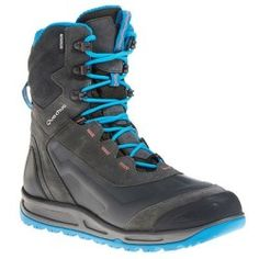 Decathlon. Hiking shoes Ski and Snowboard - Inuit 700 women s winter boots  grey blue d1f0ad1966a4e