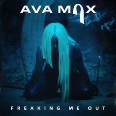 Freaking Me Out, a song by Ava Max on Spotify Music Album Covers, Music Albums, Pop Music, Live Music, Max Singer, Summer Playlist, Dark And Twisted, Famous Singers, Female Singers