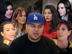 Rob Kardashia apologizes to his family for bullying Blac Chyna, says they were right all along