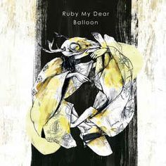 "Ruby My Dear – Balloon (Vinyl 12"" – Kaometry Records): read the full story at  http://www.side-line.com/ruby-my-dear-balloon-vinyl-12-kaometry-records/ . Tags: #Hands, #RubyMyDear ."
