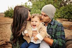 The HONEYBEE: Family Photo sesh