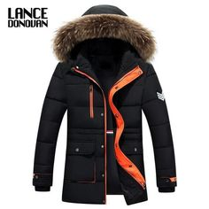 3 Colors Thicken Coat 2017 Warm Winter Hot Selling Padded Jacket Parkas