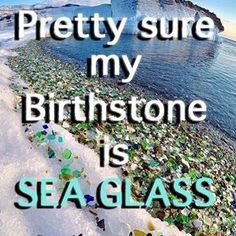 Seaglass is my favorite stone. Beach Quotes, Beach Sayings, Sarasota Beach, I Love The Beach, Beach Cottages, Beach Pictures, Ocean Beach, Happy Thoughts, My Happy Place