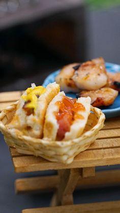 Tastemade Japan, Barbie Bathroom, Tiny Cooking, Taste Made, Tasty, Yummy Food, Tiny Food, Mini Things, Secret Recipe