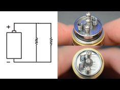 How Dual Coil Builds Work #VaporHub [ Vapor-Hub.com ]