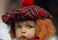 Scotland People | Why Scots Are Red-Haired? | French Tribune