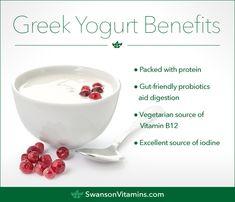 9 Foods You Already Eat That Are Awesome for Your Health Greek Yogurt Benefits, Yogurt Health Benefits, Healthy Eating Recipes, Healthy Tips, Healthy Foods, Garlic Supplements, Daily Vitamins, Breakfast Snacks, Food Hacks