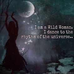 WILD MOON WOMAN - SISTER FLOWERS <3