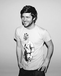 Olan Rogers. my dreams are filled with his laughter and dimples. he is my proof God does in fact make perfection. ;)  Just youtube him ladies.