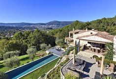 Property for sale in Castellaras, 83440 Fayence, France Investment Property For Sale, Provence Wedding, South Of France, French Riviera, Luxury Real Estate, New Construction, Sun Lounger, Beautiful Homes, Villa