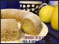 Condividi la ricetta...Ingredienti: 200 g farina 00 150 g zucchero 2 uova 1 bustina di lievito x dolci (potete anche metterne 1/2) 120 ml latte 35 g burro 1/2 cucchiaino vaniglia bourbon in polvere (se…