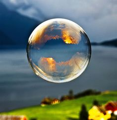 25 Beautiful and Inspirational Images of Soap Bubbles Art