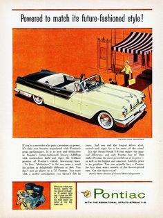 1955 Pontiac Star Chief Convertible | Flickr - Photo Sharing!