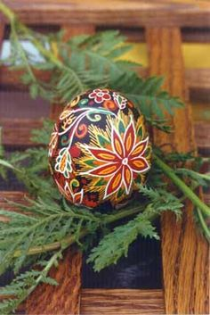 TryzubSite: Sofia Zielyk - The Pysanka, the Traditional Ukrainian Easter Egg