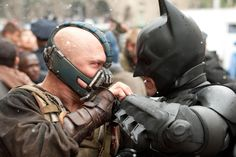5 Reasons to buy The Dark Knight Rises: 1. The stakes are really high. www.gimmesomefilm.com #darkknight #batman #tomhardy #bane #christianbale