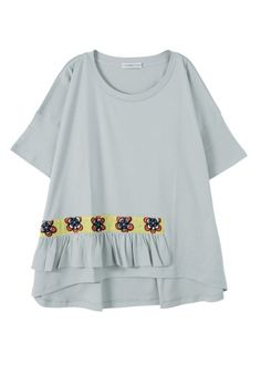 TSUMORI CHISATO / フリルT / Tシャツ
