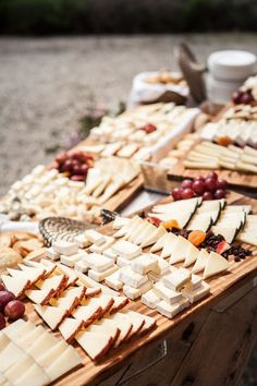 Wedding food display cheese platters for 2019 Wedding Buffet Food, Wedding Reception Food, Wedding Catering, Food Buffet, Cheese Table Wedding, Cheese Platter Wedding, Wedding Foods, Wedding Food Bars, Brunch Buffet