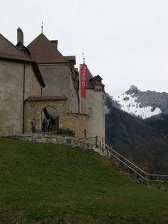 Gruyere Castle - Switzerland