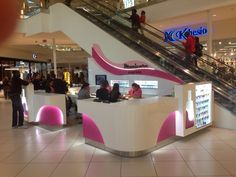Kiosk Design, Spa, Nail Bar, Buisness, Business Ideas, Manicure, Outdoor, Collection, Kiosk