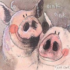 'Snouts' by Alex Clark (E096)