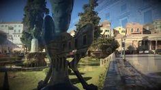 Corfù secret old town