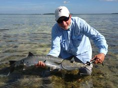 Catch amazing fish in Key West! Book your fishing trip at http://saltwaterangler.com
