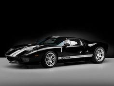 2005 Black Ford GT