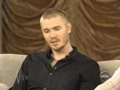 Chad Michael Murray on the view - YouTube