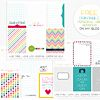 A huge freebie - 73 FREE Printable Journal Cards updated for 2013!