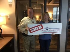 Congratulations to Nancy F. on the sale of her house with #TeamGeorgeWeeks! #JustSold #rREMAX #REMAXElite #MotivationMonday #RealEstate #InstaPic #InstaSold #closed