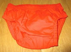 NEW GIRLS CARTER'S JUST ONE YOU RED DIAPER COVER SIZE: 3 MONTH 100% COTTON, NWOT #Carters #DIAPERCOVER