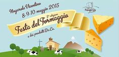 2015 Festa del Formaggio- Cheese Festival, in Nogarole Vicentino, Piazza Marconi 24, about 21 miles west of Vicenza.  May 9: at 5:30 p.m. local products and collection items exhibit and sale; food booths featuring local specialties open from 6 p.m. to 10 p.m.; 8:30 p.m. Children fashion show and children dance show;  10 p.m. live music and dancing;  May 10:  10 p.m. demonstration of butter and cheese making; 11 a.m.-3 p.m. food booths; 4 p.m. old trades parade.