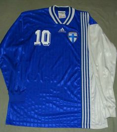 Finlandia 1993-94 adidas Away