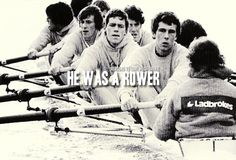 Young Hugh Laur... Hugh Laurie Young Rowing