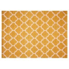 Check out this item at One Kings Lane! Kato Rug, Yellow