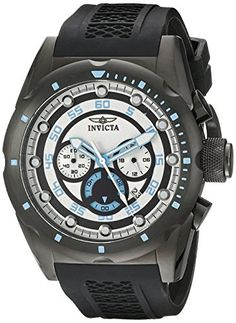 Invicta Men's 20303 Speedway Analog Display Japanese Quartz Black Watch ** Check this awesome product by going to the link at the image.