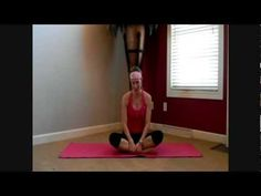 Christian Yoga with out all the chanting and focus on the self. We start with a prayer and focus on God. Enjoy this calming floor yoga video with Certified Advanced Yoga Instructor Sarah Hansel from fullarmorfitness.com